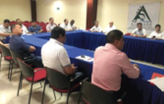Socialización del congreso a Gremios y Empresas del Dpto. del Magdalena